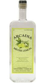 Arcadia Meyer Lemon Flavored Vodka