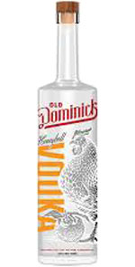 Old Dominick Honeybell Citrus Flavored Vodka