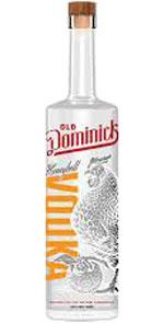 Old Dominick Honeybell Citrus Flavored Vodka