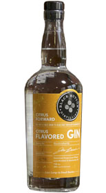 Black Button Citrus Forward Gin