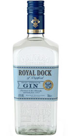 Royal Dock Navy Strength Gin