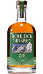 Boulder Ginskey Barreled Gin