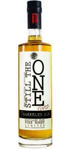 StilltheOne Comb Barreled Gin