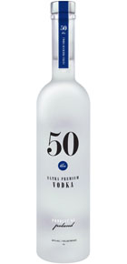 50 Bleu Ultra Premium Vodka
