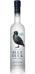 Blue Duck Rare Vodka
