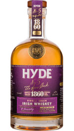 Hyde No. 5 The Aras Cask Single Grain Irish Whiskey