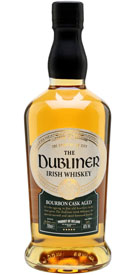 The Dubliner Irish Whiskey Bourbon Cask Aged