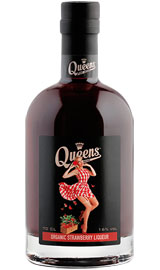 Queens of Denmark Strawberry Liqueur