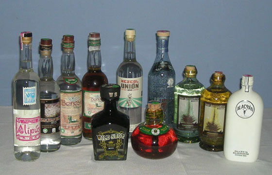 The Fifty Best Mezcal Tasting of 2013