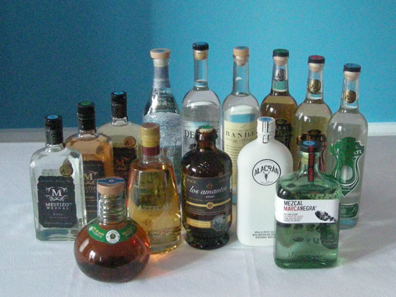 The Fifty Best Mezcal Tasting of 2014
