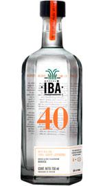 IBÁ 40 Organic Mezcal