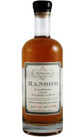 Ransom Old Tom Barrel Aged Gin