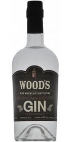 Wood's Mountain Hopped Gin
