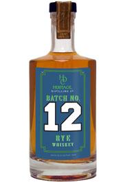 Batch No. 12 Rye