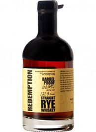 Redemption Barrel Proof Rye