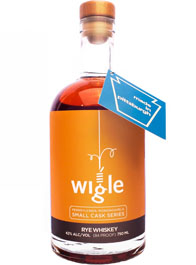 Wigle Small Cask Rye