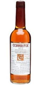 Copper Fox Rye Whiskey