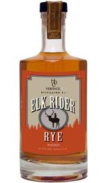 Elk Rider Rye Whiskey