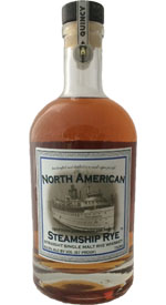 North American Steamship Rye