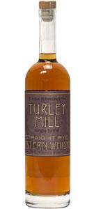 Turley Mill Single Barrel Straight Rye Western Whiskey