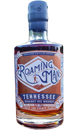 Roaming Man Tennessee Straight Rye Whiskey