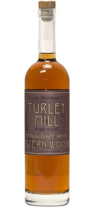 Turley Mill Straight Rye Western Whiskey