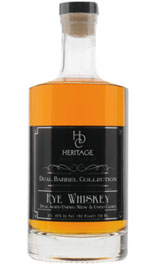 HDC Dual Barrel Old Fashioned Ready Rye