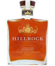 Hillrock Estate Double Cask Rye Whiskey