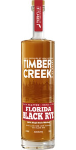 Timber Creek Florida Black Rye Whiskey