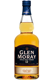 Glen Moray 12 Single Malt Scotch