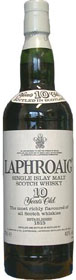 Laphroaig 10 Single Malt Scotch