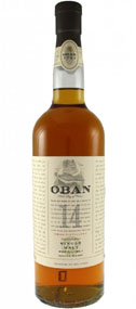 Oban 14 Single Malt Scotch