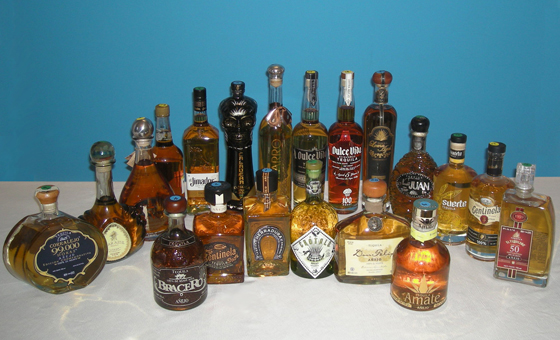 The Fifty Best Añejo Tequila Tasting 2015