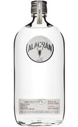 Alacrán A.T.A Cristal Añejo Cristalino Tequila