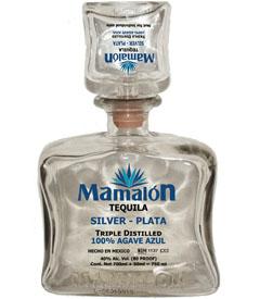 Mamalón Silver Tequila