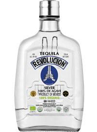 Revolución Silver Organic Tequila