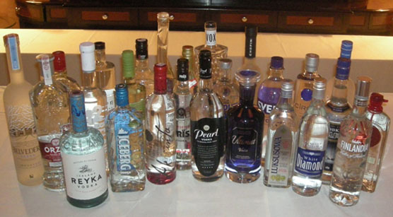 The Great Vodka Tasting of 2010