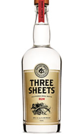 Three Sheets white rum