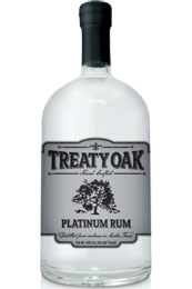 Treaty Oak Platinum rum