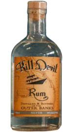 Kill Devil Silver Rum