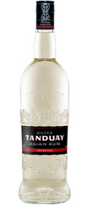 Tanduay Asian Rum Silver