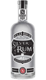 Sugar House Distillery Silver Rum