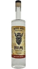 Wise Men Rum Red Tape Series