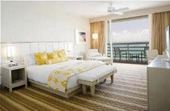 El Conquistador ocean view room