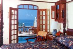 Horned Dorset Guestroom