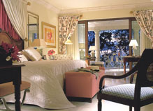 Sandy Lane luxury ocean room