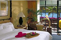 Westin St. John Resort guestroom