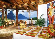 Anse Chastanet premium hillside room