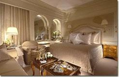 Hotel Hassler Grand Deluxe room