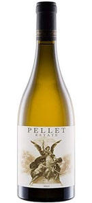 Pellet Estate Chardonnay Sunchase Vineyard